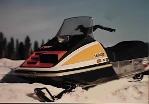 Ski Doo Parts >> 1974 T'NT F/A