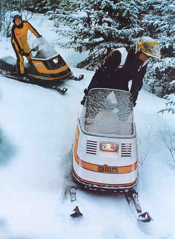 Ski Doo Parts >> 1977E